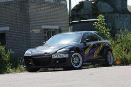 Шугушев Заур RX-8