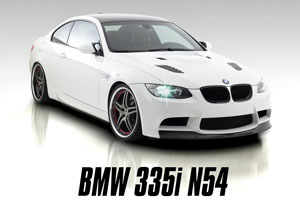 Тюнинг BMW 335i 135i 535i N54