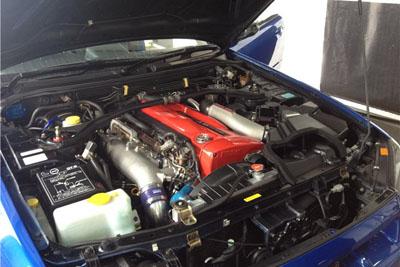 GT-R R34 Tuning