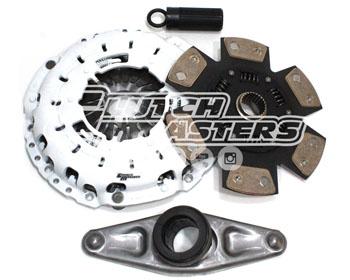 Однодисковое Сцепление Clutchmasters FX400-6 для BMW 335i N55