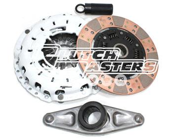 Однодисковое Сцепление Clutchmasters FX400-8 для BMW 335i N55