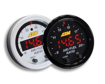 Датчик, контроллер, показометр смеси ШЛЗ AEM UEGO 30-0300 для Nissan, Toyota, BMW, Mitsubishi, Mazda, Ford