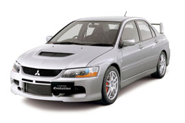 Тюнинг Mitsubishi Lancer Evolution IX EVO