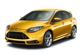 Тюнинг Ford Focus ST 3